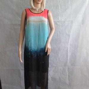 Kensie Dresses - NWT - KENSIE maxi dress - sz S - MSRP $99.00